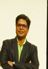 Margshree faculty Lect. P.K. Mishra