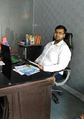 Margshree faculty Rahul Chauhan